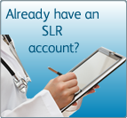 Already have an SLR account?